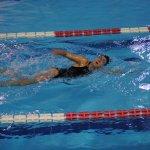 Allenamento in piscina 7-12-11