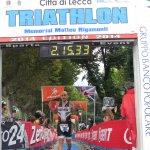 Triathlon Olimpico Lecco 2014