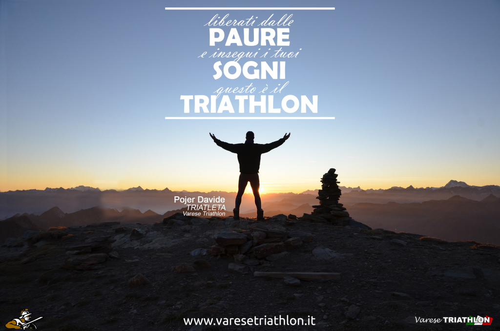 Varese Triathlon Motivation