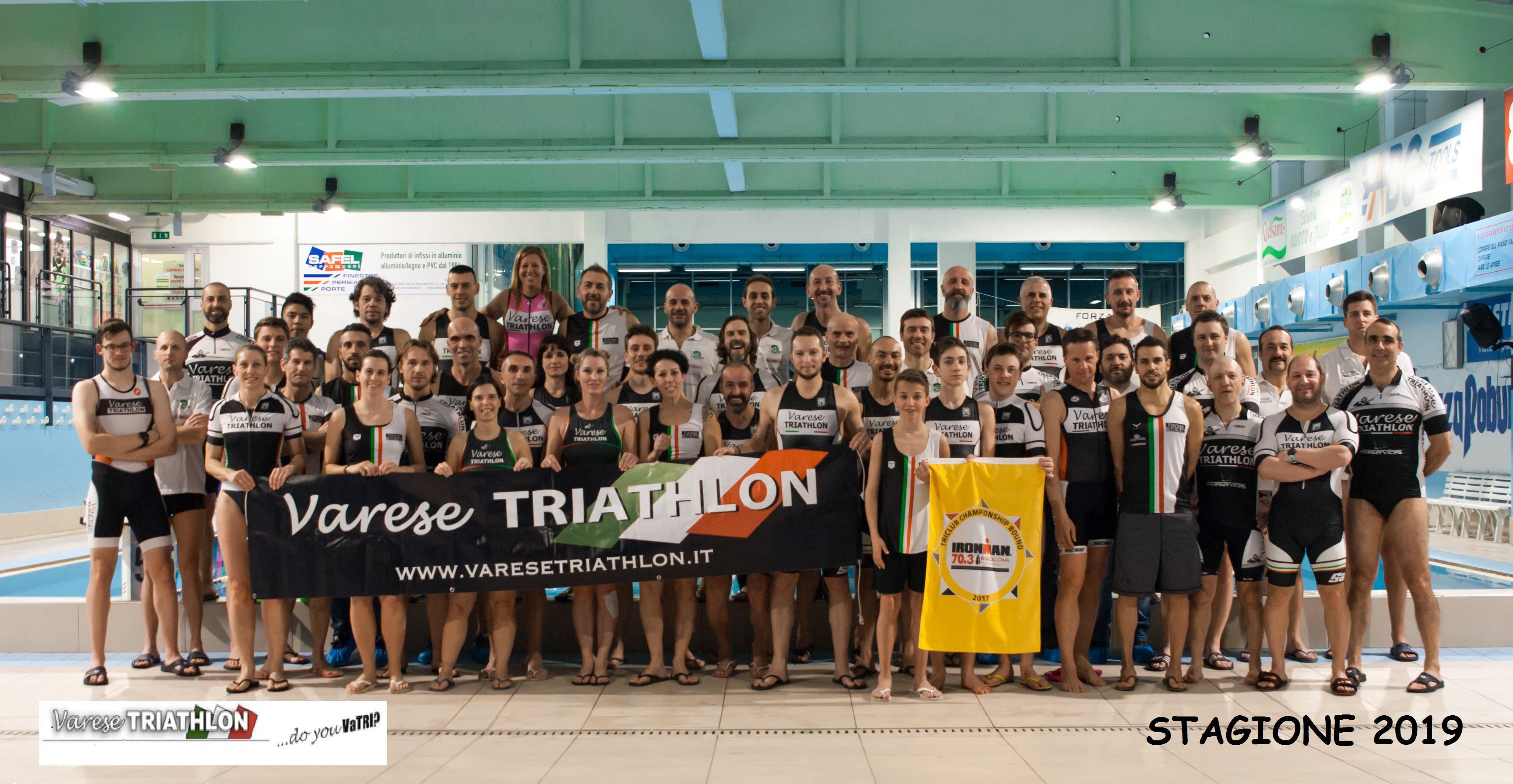 Fitri Calendario Gare.Varese Triathlon Asd Swim Bike Run